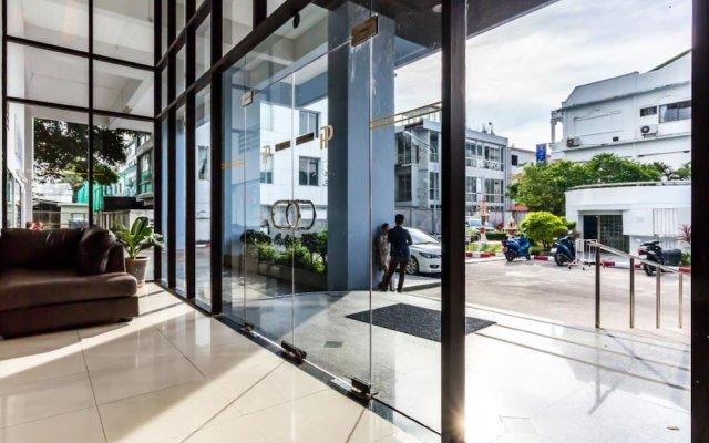 Отель Patong Tower 2.1 Patong Beach by PHR Таиланд, Патонг - отзывы, цены и фото номеров - забронировать отель Patong Tower 2.1 Patong Beach by PHR онлайн вид на фасад