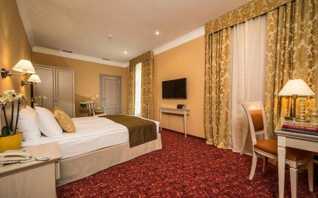Boutique Hotel Balzac Санкт-Петербург комната для гостей