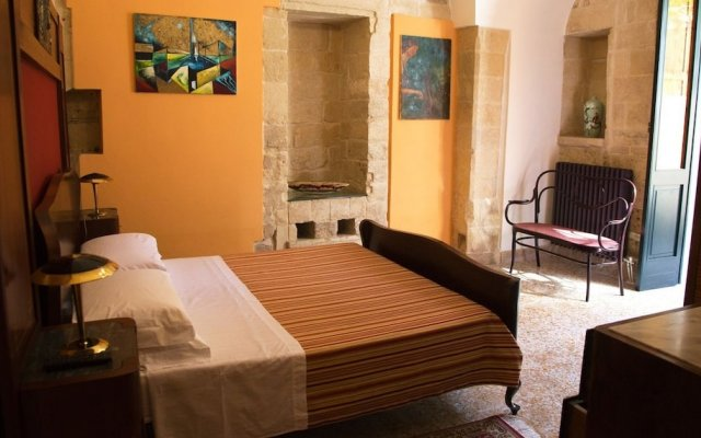 Отель B&B Malennio Лечче комната для гостей