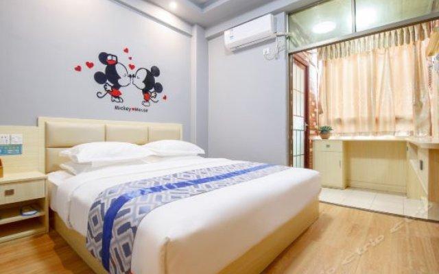 Отель Zhuhai twenty four hours Traders Plus Hotel Китай, Чжухай - отзывы, цены и фото номеров - забронировать отель Zhuhai twenty four hours Traders Plus Hotel онлайн детские мероприятия