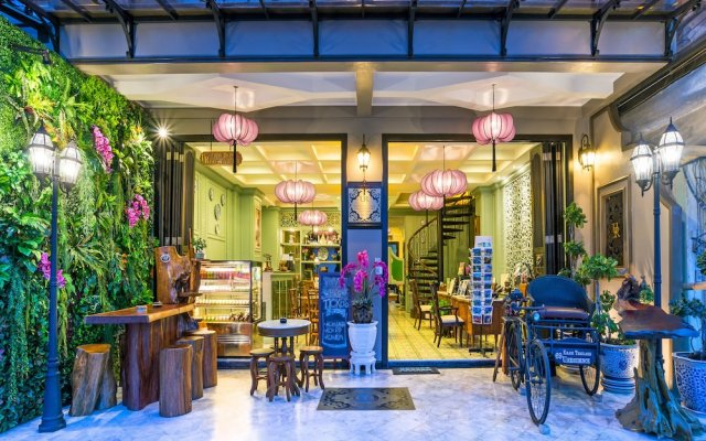 Отель U Residence Hotel Таиланд, Краби - отзывы, цены и фото номеров - забронировать отель U Residence Hotel онлайн вид на фасад