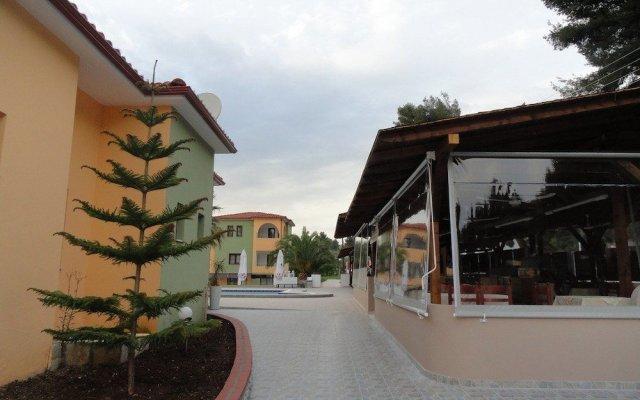 Amari Hotel Метаморфоси вид на фасад