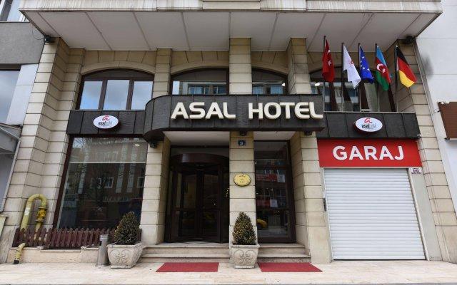Asal Hotel Турция, Анкара - отзывы, цены и фото номеров - забронировать отель Asal Hotel онлайн вид на фасад