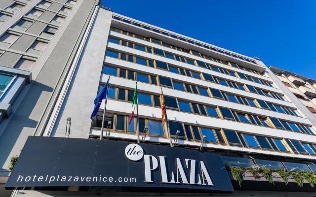 Hotel Plaza Venice вид на фасад