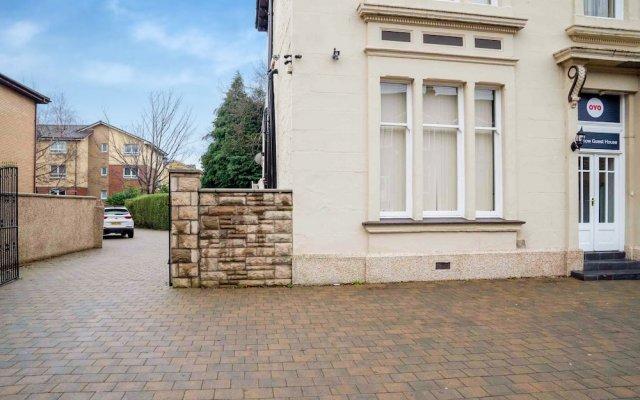 Отель Onslow Guesthouse Великобритания, Глазго - отзывы, цены и фото номеров - забронировать отель Onslow Guesthouse онлайн вид на фасад