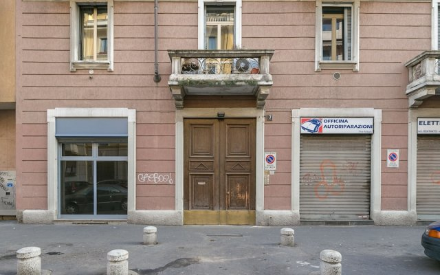Апартаменты Notami - Green Studio Милан вид на фасад