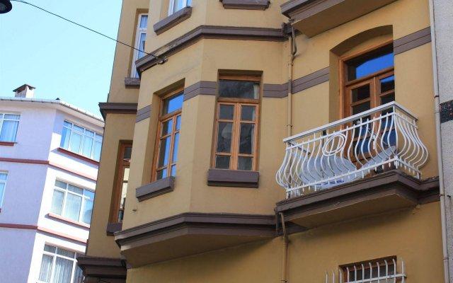 iskele hotel вид на фасад