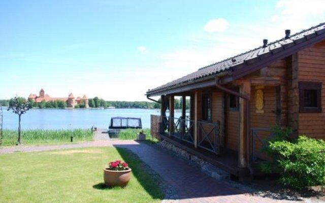 Отель Viva Trakai Литва, Тракай - отзывы, цены и фото номеров - забронировать отель Viva Trakai онлайн вид на фасад