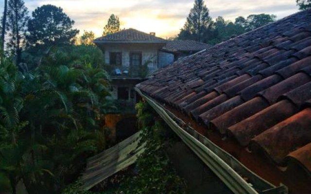 Отель Casa Xochicalco Гондурас, Тегусигальпа - отзывы, цены и фото номеров - забронировать отель Casa Xochicalco онлайн вид на фасад
