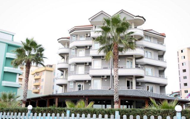Vila Verde Beach Hotel вид на фасад
