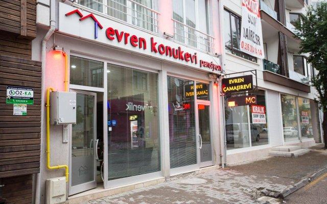 Evren Konukevi Турция, Болу - отзывы, цены и фото номеров - забронировать отель Evren Konukevi онлайн вид на фасад