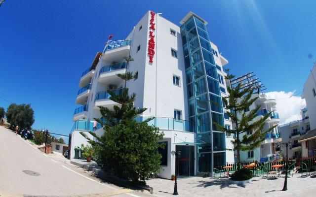 Отель Vila Landi Албания, Ксамил - отзывы, цены и фото номеров - забронировать отель Vila Landi онлайн вид на фасад