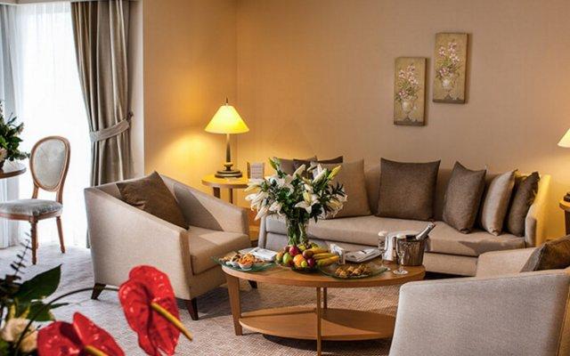Отель Alkoclar Exclusive Kemer Кемер комната для гостей