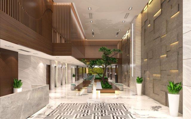 Libra Nha Trang Hotel вид на фасад