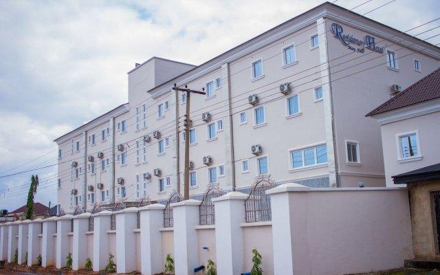 Residency Hotel Enugu Энугу вид на фасад