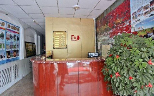 Dalian Fujia Hotel интерьер отеля