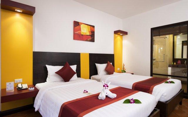 Отель All Seasons Naiharn Phuket Таиланд, Пхукет - - забронировать отель All Seasons Naiharn Phuket, цены и фото номеров комната для гостей