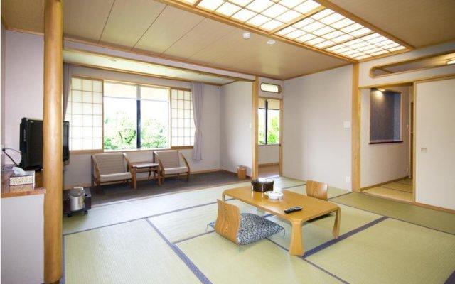 Urabandai Rising Sun Hotel Айдзувакамацу комната для гостей