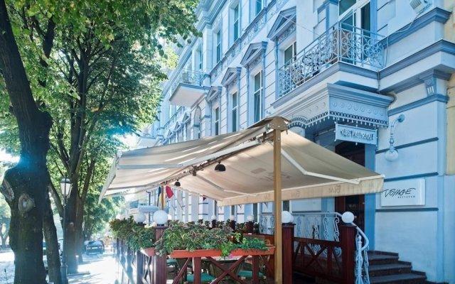 Гостиница «Континенталь» Украина, Одесса - 3 отзыва об отеле, цены и фото номеров - забронировать гостиницу «Континенталь» онлайн вид на фасад