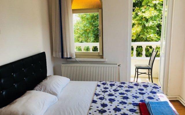 Erkin Beach Club Hotel комната для гостей