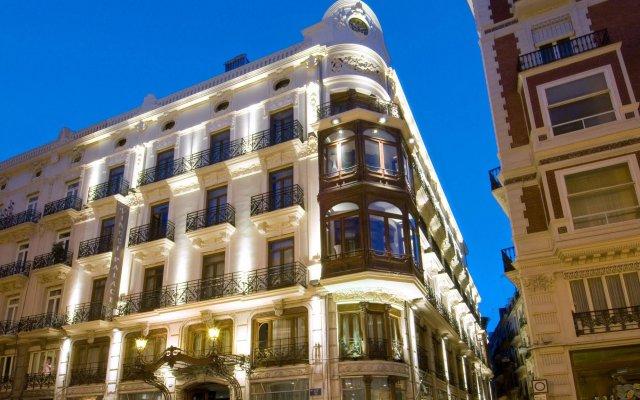 Отель Vincci Palace вид на фасад