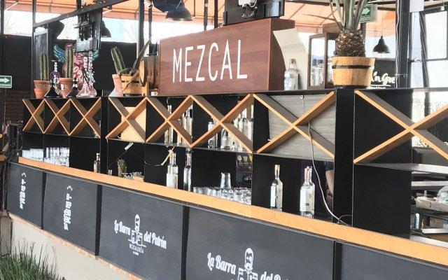 The Foodie Hostel Мехико вид на фасад
