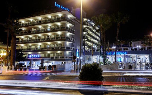 Las Arenas Hotel вид на фасад