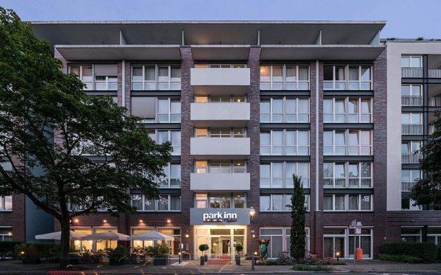 Centro Hotel Berlin City West Берлин вид на фасад