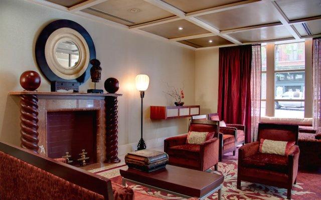 Отель Oakwood Lansburgh at Penn Quarter США, Вашингтон - отзывы, цены и фото номеров - забронировать отель Oakwood Lansburgh at Penn Quarter онлайн