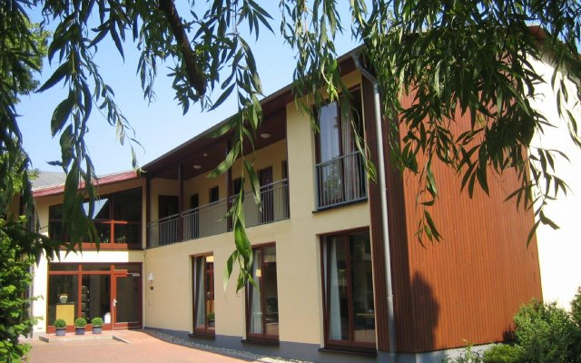 Отель Landhotel Rittmeister вид на фасад