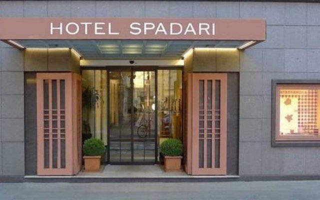 Отель Spadari Al Duomo Италия, Милан - отзывы, цены и фото номеров - забронировать отель Spadari Al Duomo онлайн вид на фасад