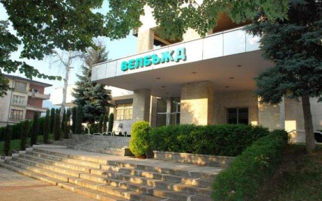 Отель Velbazhd Болгария, Кюстендил - отзывы, цены и фото номеров - забронировать отель Velbazhd онлайн вид на фасад