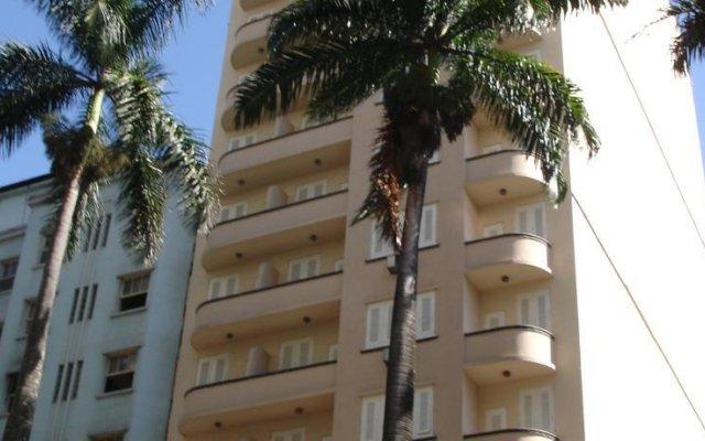 Amazonas Palace Hotel вид на фасад