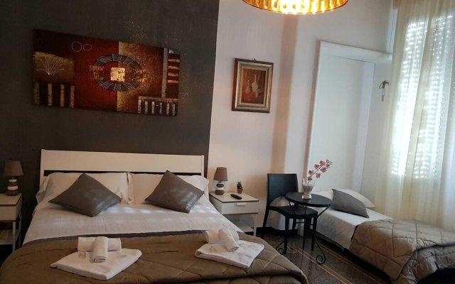 Отель Central Rooms Италия, Генуя - отзывы, цены и фото номеров - забронировать отель Central Rooms онлайн вид на фасад