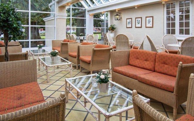 Отель Best Western Knudsens Gaard Оденсе интерьер отеля