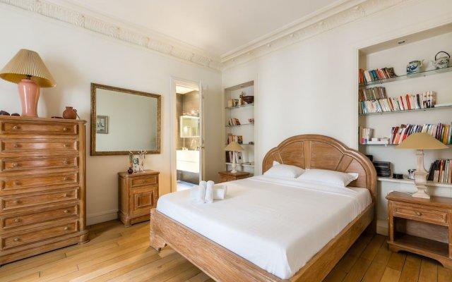 Отель Ambassador Hideaway Париж комната для гостей