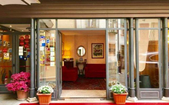 Отель Intra Hotel Италия, Вербания - отзывы, цены и фото номеров - забронировать отель Intra Hotel онлайн вид на фасад