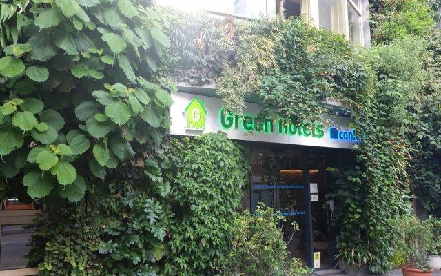 Отель Green Hôtels Confort Paris 13 Франция, Париж - 1 отзыв об отеле, цены и фото номеров - забронировать отель Green Hôtels Confort Paris 13 онлайн вид на фасад