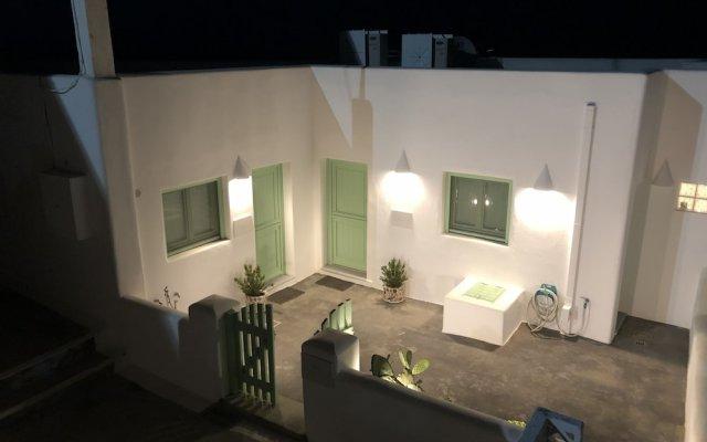 Отель Auntie's Villas Греция, Остров Санторини - отзывы, цены и фото номеров - забронировать отель Auntie's Villas онлайн вид на фасад