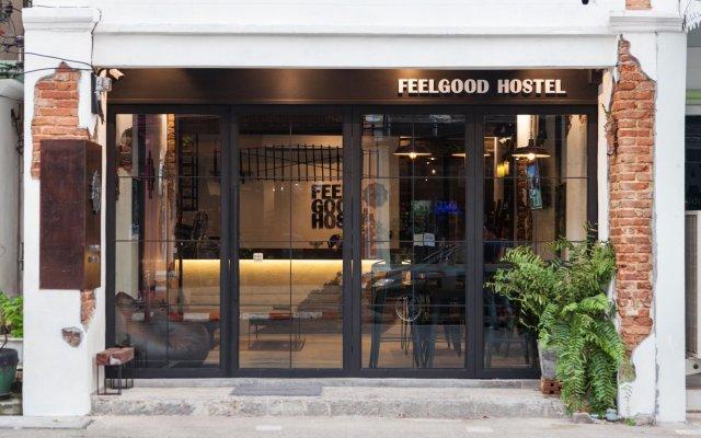 Отель Feel Good Hostel Таиланд, Пхукет - отзывы, цены и фото номеров - забронировать отель Feel Good Hostel онлайн вид на фасад