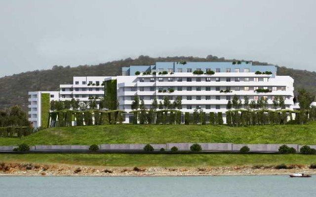 La Blanche Island Hotel вид на фасад