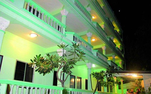 Отель NN Apartment Таиланд, Паттайя - отзывы, цены и фото номеров - забронировать отель NN Apartment онлайн вид на фасад