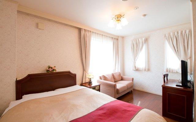 Hotel Nadeshiko Йоро комната для гостей