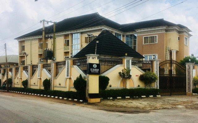El-Hassani Hotel вид на фасад