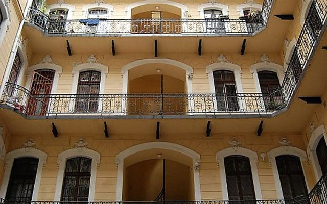 Отель Kiraly вид на фасад