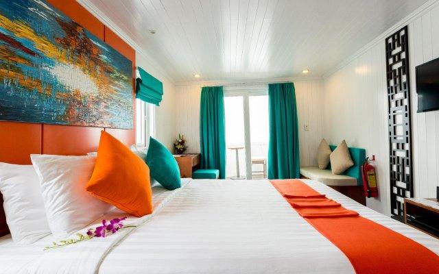 Отель LAzalee Cruise комната для гостей