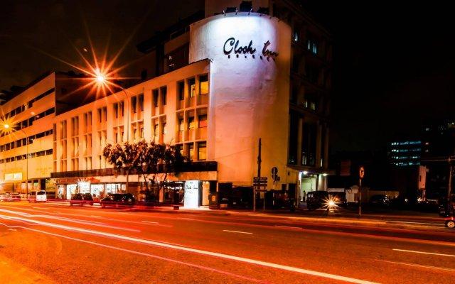 Отель Clock Inn Colombo Шри-Ланка, Коломбо - отзывы, цены и фото номеров - забронировать отель Clock Inn Colombo онлайн вид на фасад