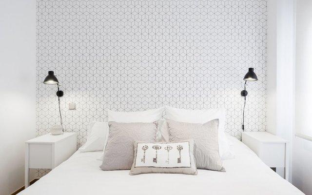 Апартаменты Principe de Vergara Apartment комната для гостей
