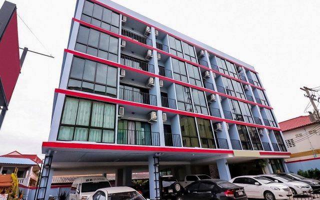 Отель Nida Rooms Pattaya Walking Street 6 вид на фасад