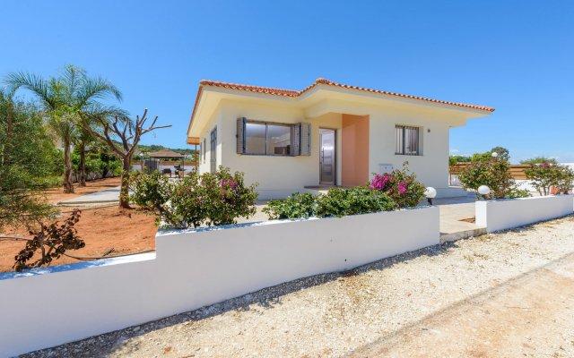 Отель Villa Marizan Кипр, Протарас - отзывы, цены и фото номеров - забронировать отель Villa Marizan онлайн вид на фасад